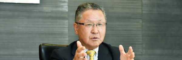 東洋エンジニアリング永松社長 プラント建設企業が担う カーボンニュートラルへの貢献